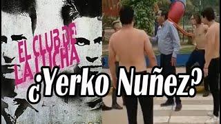 EX MINISTRO YERKO NÚÑEZ EN EL CLUB DE LA LUCHA