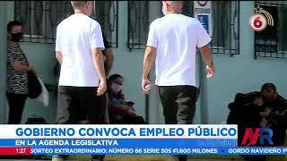 Ley de Empleo Público será discutida como uno de los temas prioritarios para el Ejecutivo