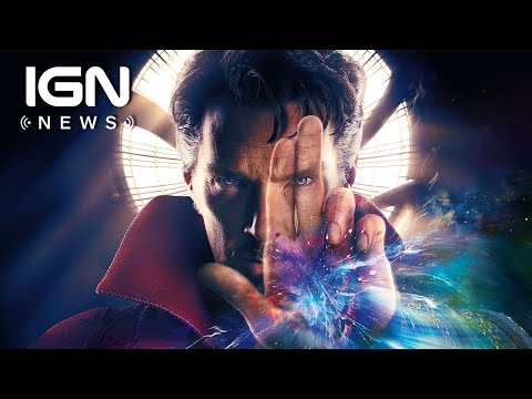 connectYoutube - Benedict Cumberbatch Currently Unsure When Doctor Strange 2 Would Happen - IGN News