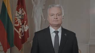 Prezidento kalba pažymint Lietuvos žydų genocido atminimo dieną