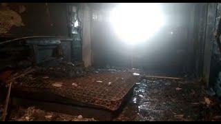 Incendio hotel de Santo Domingo Este inició en el tercer nivel