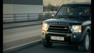 Land Rover Discovery 3 commercial