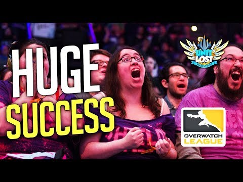 connectYoutube - Overwatch League - HUGE SUCCESS! 400k Viewers! Future of Esports!?