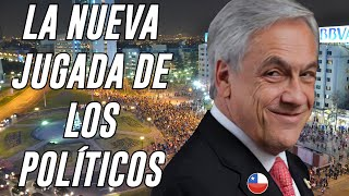 PIÑERA CREA OTRO MINISTERIO MÁS ¡MÁS GASTO, MÁS IMPUESTOS!
