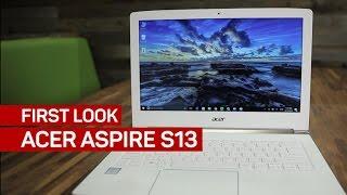 This sleek laptop resists fingerprints