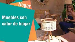 Muebles con calor de hogar   Hogar