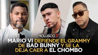 Mario VI defiende Grammy de Bad Bunny y alega que El Chombo hizo el post para hacer daño ????