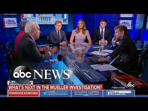 Axios reporter: Giuliani's job is 'to go on TV and attack' Mueller and investigation