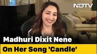 Madhuri Dixit Nene On Her Song 'Candle' Dedicated To Frontline Workers - NDTV