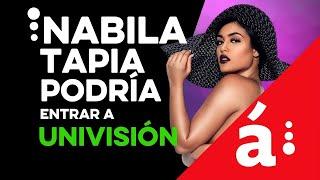 Nabila Tapia, podría entrar a reality show de Univisión