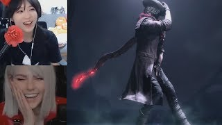 Devil May Cry 5 - Dante Jackson Reactions 🕺🤣🤣