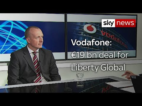 "Analyst: There's a possibility Liberty Global may buy O2 if ""price was right"""