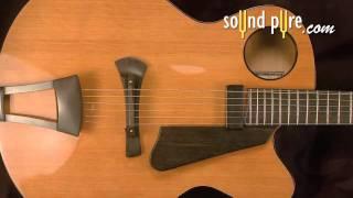Ribbecke Halfling Jazz Archtop Guitar #1106