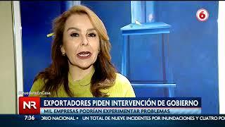 Exportadores piden al Gobierno intervenir para poder enviar mercadería a Centroamérica