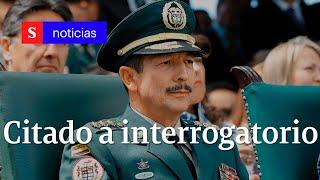 Nicacio Martínez, a responder ante la Fiscalía por interceptaciones ilegales | Semana Noticias