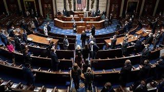 Washington sous le choc, des élus républicains lâchent Donald Trump