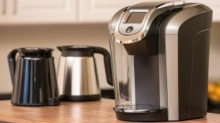 The Keurig K500 left us feeling a bit bitter