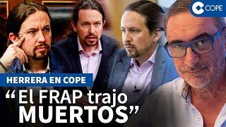 Herrera, sobre el padre de Iglesias