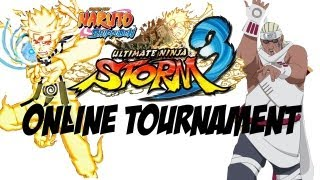 Naruto Shippuden Ultimate Ninja Storm 3 - Online Tournament: Jinchuuriki Only