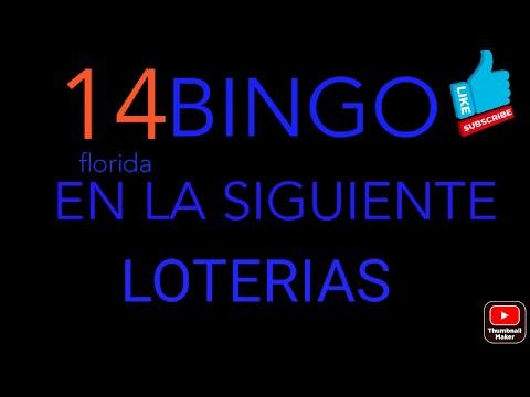 NUMEROS PARA HOY(14) BINGAZO HOY 31 DE AGOSTO
