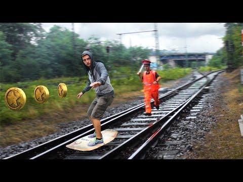 connectYoutube - Subway Surfers In Real Life | Future Gaming