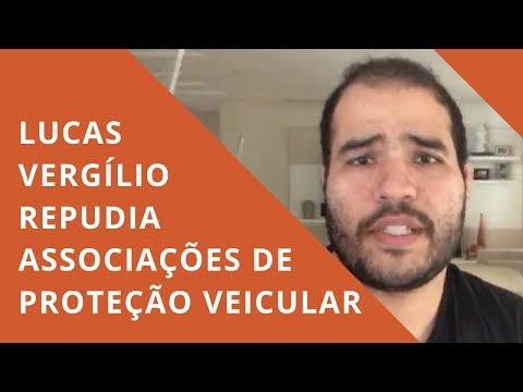 Imagem post: Lucas Vergílio repudia Associações de Proteção Veicular