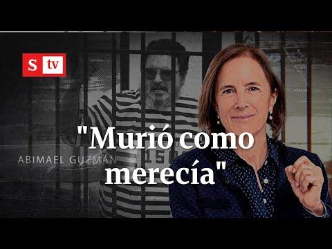 Abimael Guzmán murió como merecía, preso y despreciado
