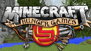 Minecraft: Hunger Games Survival w/ CaptainSparklez - SNAKED IT