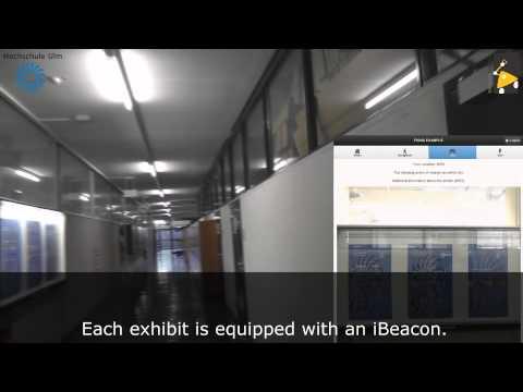 HSU iBeacon Example: Museum Guide