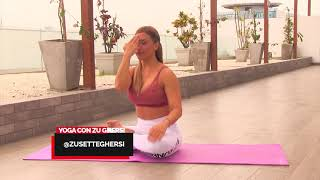 Consultora de Mindfulness Zusette Ghersi te enseña: BOTIQUÍN DE MEDITACIONES ???? #YOGACONZU????