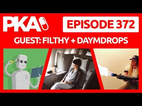 connectYoutube - PKA 372 w/Filthy and DaymDrops - Taylor's In ER, Emotional Support Peacock, Air Travel Drama