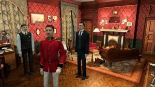 Sherlock Holmes: Secret of the Silver Earring Walkthrough part 14