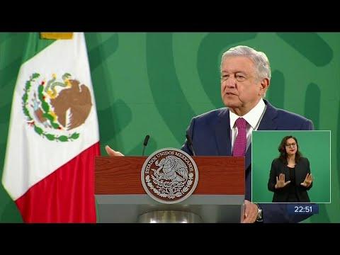 López Obrador está decepcionado con la DEA por caso Cienfuegos