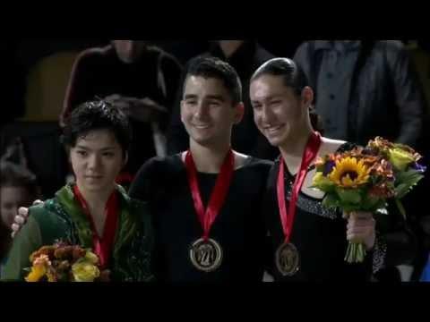 2015-2016 Gold Medalists: Men