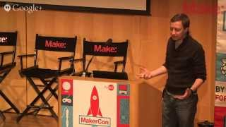 MakerCon: Alasdair Allan and