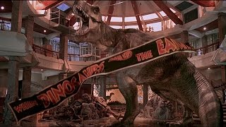 Why Jurassic Park Is My Favourite Movie