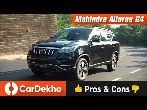 Mahindra Alturas G4: Pros, Cons and Should You Buy One? | CarDekho.com