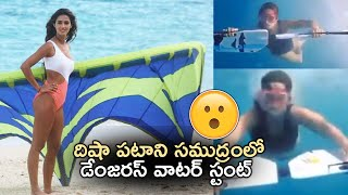 Disha Patani Dangerous Diving Stunt Under Sea - Telugu Film News | Latest Tollywood News | TFPC - TFPC