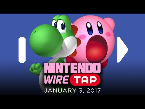 connectYoutube - Nintendo Direct Rumored for January 11th | Nintendo Wiretap | January 3rd, 2018