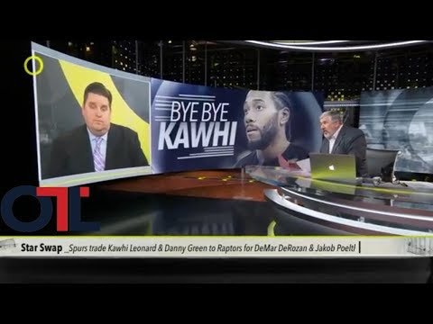 Brian Windhorst: Kawhi trade signals new era for Spurs | Outside the Lines | ESPN