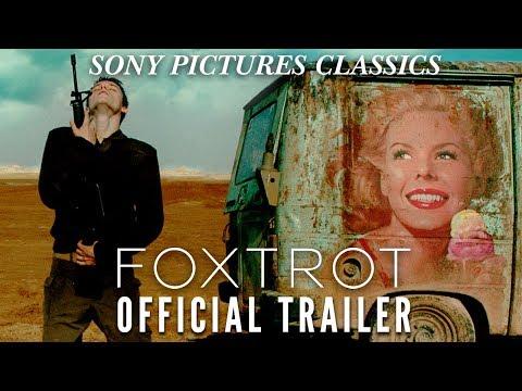 Foxtrot - Official HD Trailer