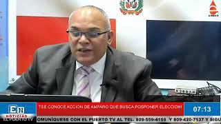 PIDE TSE POSPONER ELECCIONES DE JULIO