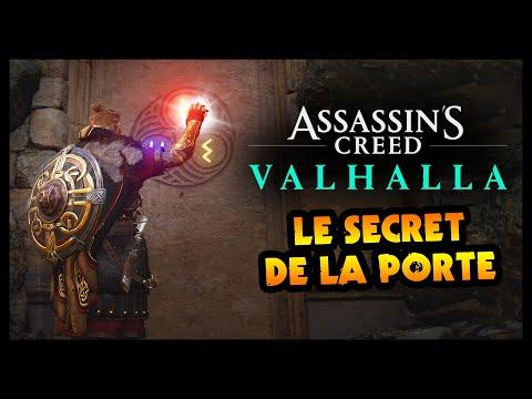 QU'Y A-T-IL DERRIERE LA PORTE  (Assassin's Creed Valhalla)