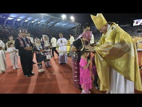 Truyền hình trực tiếp Thánh Lễ của ĐTC tại Thái Lan