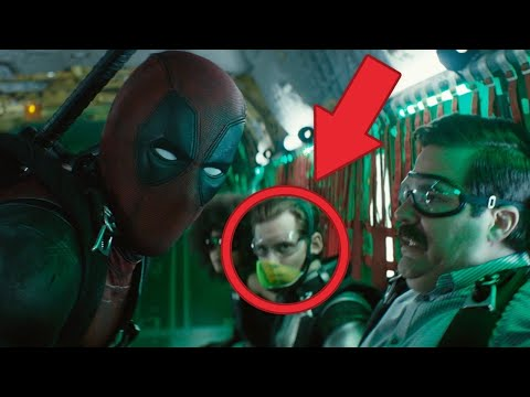 Deadpool 2 Final Trailer BREAKDOWN - Easter Eggs, Theories & References