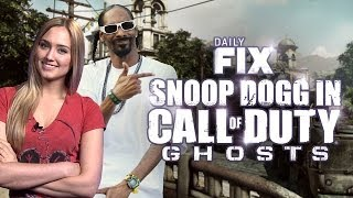 Snoop in COD, Last of Us DLC & Halo Composer Fired - IGN Daily Fix