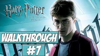 Harry Potter And The Half Blood Prince - Walkthrough Ep.7 w/Angel - Christmas!