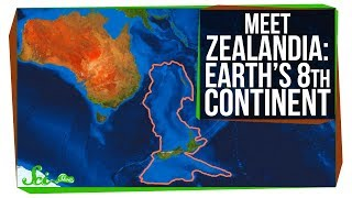 Meet Zealandia: The Earth's '8th Continent' (and Real-Life Atlantis)