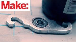 Make a Bottle Opener Fidget Spinner