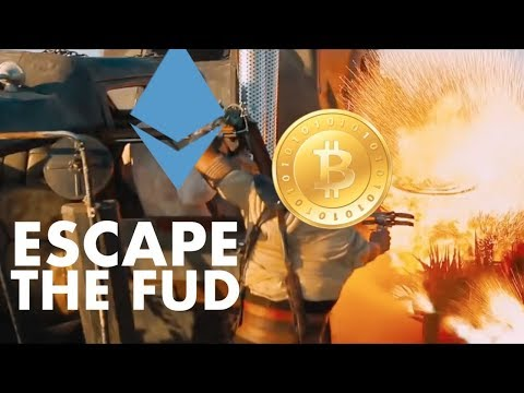 How Bitcoin and Ethereum Prices Escape FUD | Mad Max Explains